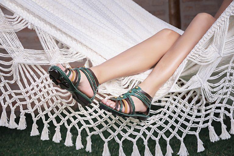 Sandália rasteiras: Seus pés fresquinhos, nos dias quentes da estação!