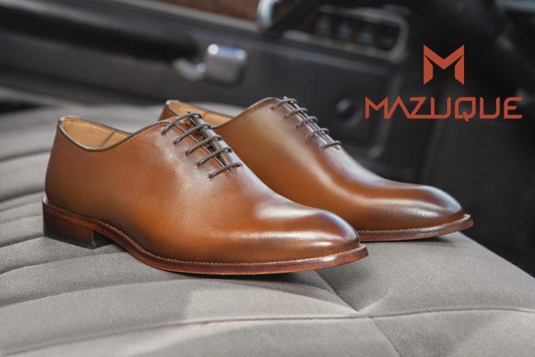 CALÇADOS MAZUQUE: Conheça a nova coleção de sapatos masculinos